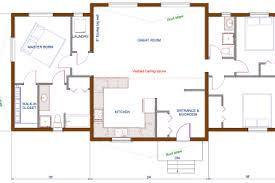 single story open floor plans 6 single story open floor plans loft open floor plans small home