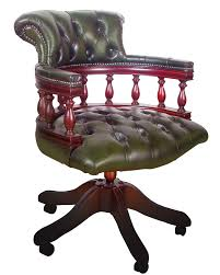Leather Captains Chairs Captain U0027s Swivel Chair