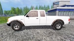 Ford Ranger Truck Mods - ranger 2001 para farming simulator 2015