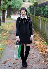 Halloween Costume Wednesday Addams Wednesday Addams Costume Wednesday Addams Addams Family