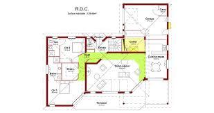plan maison moderne 5 chambres plan maison 5 chambres gratuit 13 chambre systembase co