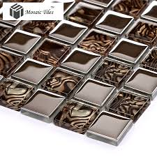 tst crystal glass tile amazing glass mosaics tile kitchen