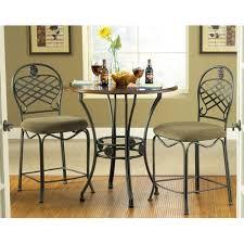 Espresso Bistro Table Kitchen Bistro Table Valeria Furniture Within Plans 15