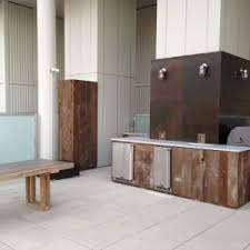 Outdoor Cabinets And Countertops Fabulous Outdoor Kitchen Cabinets Come With Stainless Steel