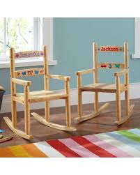 Rocking Chairs On Sale Amazing Deal On Personalized Wooden Rocking Chairs