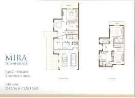 arabian ranches floor plans 3 bedroom villa for sale in al reem 2 arabian ranches dubai uae