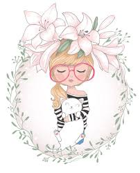 352 best illustrations images on pinterest dolls drawings and