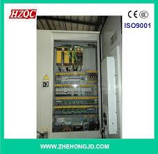 Electrical Cabinet Longmen Electrical Cabinet For Fanuc Cnc Shanghai Zhehong
