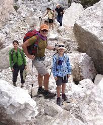 garys guide gary scott walking hiking trekking croatia slovenia italy