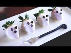 White Chocolate Covered Strawberries Kids Halloween Chocolate Covered Strawberries Treats U0026 Appetizers