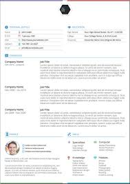 Awesome Resume Templates Free 30 Best Free Resume Templates In Psd Ai Word Docx