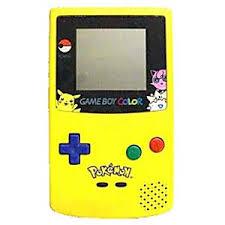 Special Pokemon Edition Nintendo Game Boy Color System Gameboy Color