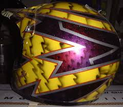 custom motocross helmet painting badbrush design helmet painting custom helmet painting