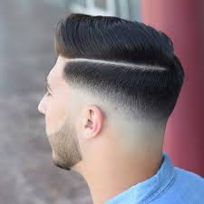 skin fade comb over hairstyle low fade haircuts