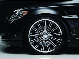 lexus wheels 18 wald lexus ls460 2010 picture 18 of 29