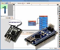 arduino nano reading ds1820 ds18s20 maxim one wire thermometer