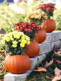 fall decorations for outside fall pumpkin decorations outside craftshady craftshady