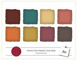 23 best color palettes images on pinterest interior colors