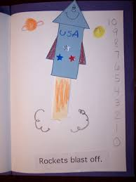 space themed writing paper outer space kindergarten nana we