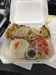plancha de cuisine pollo a la plancha filete de pollo con arroz frijoles no foto