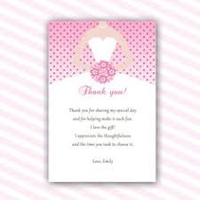 bridal shower thank you notes printable personalized fuchsia hot pink damask thank you card note