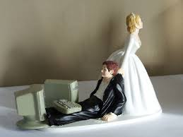 wedding toppers and groom if you re bored with the ordinary toppers check these