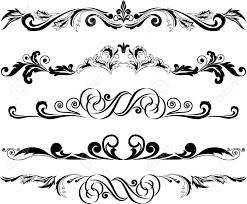 decorative header cliparts free clip free clip
