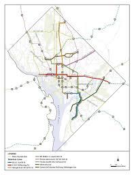washington dc trolley map popular 256 list dc streetcar map