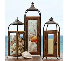 Indoor Patio Designs by Patio Ideas Outdoor Decorative Lantern With 3 Ocean Displays