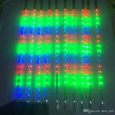 cheap lights led meteor colorful led tree light smd