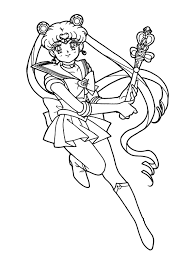printable 41 sailor moon coloring pages 1818 sailor moon