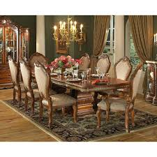 ralph lauren dining room table aico cortina dining room set michael amini bella cera table tables