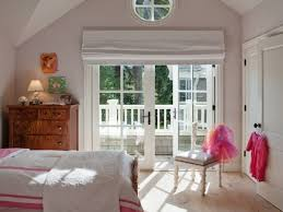 Patio Door Window Treatments Ideas Home Design Ideas And Pictures - Bedroom window dressing ideas
