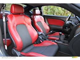 wtb black u0026 red seat covers fronts new tiburon forum