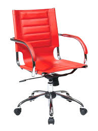 modern leather desk chair desk chair desk chair red vintage office or by for jules junior
