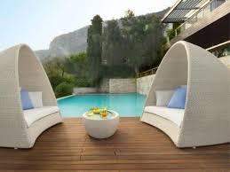 Faux Wicker Patio Furniture - furniture outdoor wicker patio furniture rattan table rattan