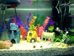 Fish Tanks Aquarium Awesome Fish Aquarium Decoration Favors Ideas