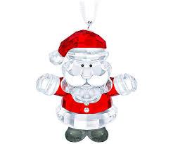 santa claus santa claus ornament decorations swarovski online shop