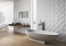 bathroom tile wall ideas bathroom tile idea install 3d tiles to add texture to your