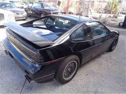1987 pontiac fiero for sale classiccars com cc 970339