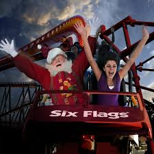 Six Flags Address Nj Six Flags Great Adventures Holiday In The Park Nov 19 Jan 2