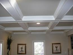 coffer ceilings how to build coffered ceilings like a pro hunker