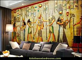 egyptian themed bedroom egyptian wall murals home design ideas large egyptian wall decor