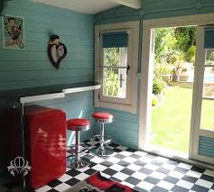 1950s interior design playhouse 1950s american diner design from outstanding interiors