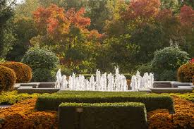 Chicago Botanic Garden Map by Best Places For Fall Foliage In Chicago 2017