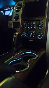 led interior light kits custom ford f150 led lights f150leds com f150 interior cup holder
