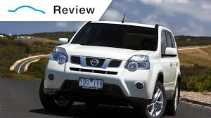 nissan x trail video review youtube