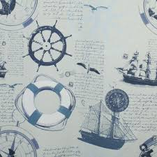 blue home decor fabric home decor fabric nautical sailboats blue fabricville