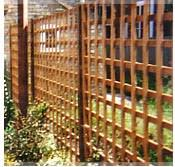 Timber Trellis Timber Fencing Trellis Sunderland Newcastle And The North East