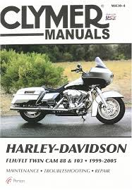 amazon com clymer repair manual for harley flh flt twin cam 88 99